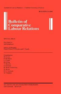 Bulletin of Comparative Labour Relations