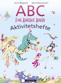 ABC for barske barn. aktivitetshefte - Anne Østgaard | Ridgeroadrun.org
