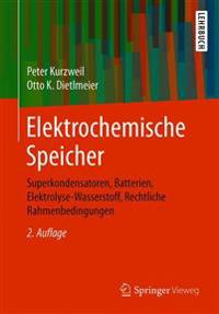 Elektrochemische Speicher