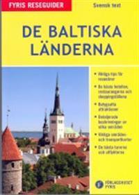 De Baltiska Länderna utan karta