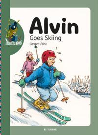 Alvin Goes Skiing
