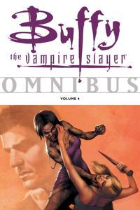 Buffy The Vampire Slayer Omnibus 4