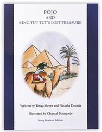 Pojo and King Tut Tut's Lost Treasure
