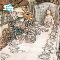 Arthur Rackham - Alice in Wonderland Tea Party Jigsaw