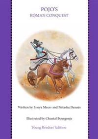 Pojos roman conquest - purple edition for 7-9 year olds