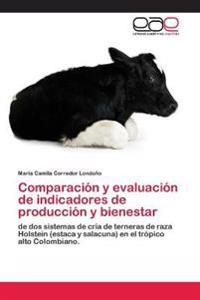 Comparacion y Evaluacion de Indicadores de Produccion y Bienestar