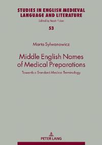Middle English Names of Medical Preparations
