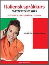 Italiensk språkkurs Fortsettelseskurs