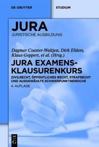 Jura Examensklausurenkurs