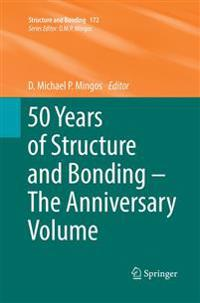 50 Years of Structure and Bonding