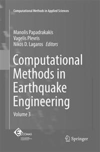 Computational Methods in Earthquake Engineering: Volume 3