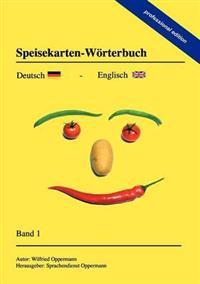 Speisekarten-Worterbuch - Professional Edition