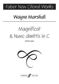 Magnificat and Nunc Dimittis in C