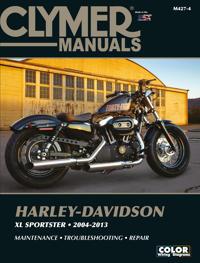 Clymer Harley-Davidson Xl883 Xl12