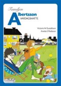 Familjen Albertsson : vardagsmatte
