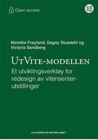 UtVite-modellen - Merethe Frøyland, Victoria Sandberg, Dagny Stuedahl pdf epub