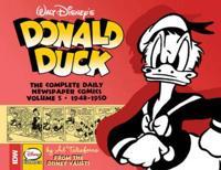 Walt Disney's Donald Duck The Daily Newspaper Comics Volume 5