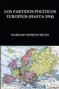 Los Partidos Pol ticos Europeos