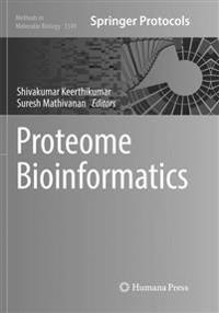 Proteome Bioinformatics