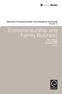 Entrepreneurship and Family Business