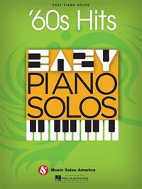 60s Hits: Easy Piano Solos