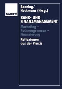 Bank- Und Finanzmanagement