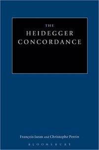 The Heidegger Concordance