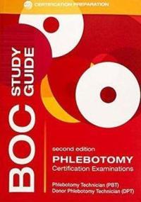BOC Phlebotomy Study Guide