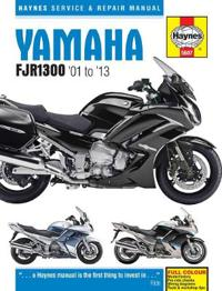 Yamaha FJR1300 Service and Repair Manual