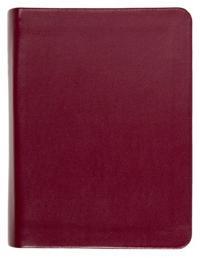 Den svenska psalmboken med tillägg, present, skinn