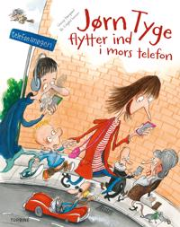 Jørn Tyge flytter ind i mors telefon