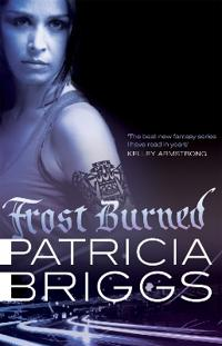 Frost burned - mercy thompson book 7