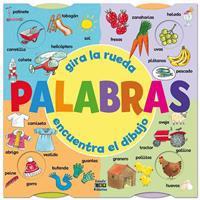 Palabras: Gira La Rueda, Encuentra El Dibujo