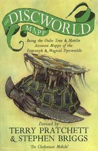Discworld mapp