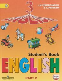 English 3: Student's Book: Part 2 / Anglijskij jazyk. 3 klass. Uchebnik. V 2 chastjakh. Chast 2