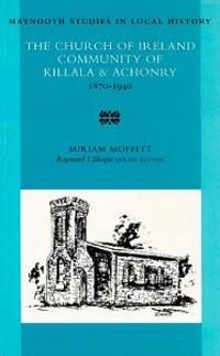 The Church of Ireland Community of Killala and Achonry, 1870-1940
