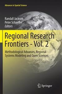 Regional Research Frontiers - Vol. 2
