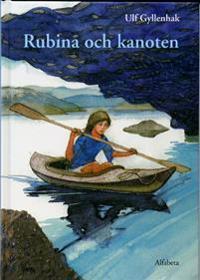 Rubina och kanoten