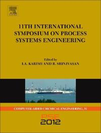 11th International Symposium on Process Systems Engineering