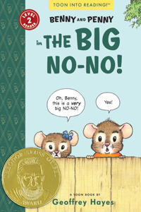 """Benny and Penny in """"The Big No-No!"""""""