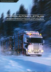 Kuorma-autonkuljettajan ammattipätevyysharjoituskirja
