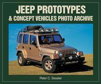 Jeep Prototype and Concept Vehicles
