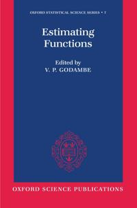 Estimating Functions