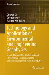Technology and Application of Environmental and Engineering Geophysics