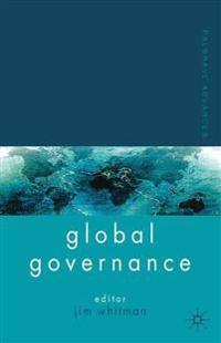 Palgrave Advances in Global Governance