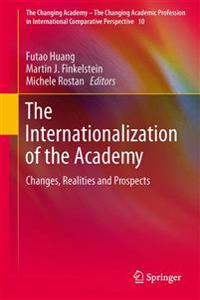 The Internationalization of the Academy