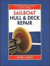 Sailboat Hull & Deck Repair