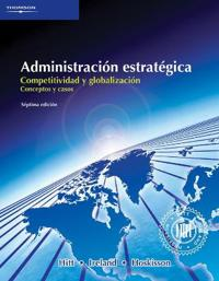 Administracion estrategica / Strategic Administrations