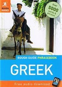 Rough Guide Greek Phrasebook