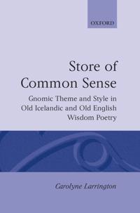 A Store of Common Sense